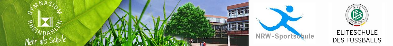 Logo of Moodle - Gymnasium Rheindahlen